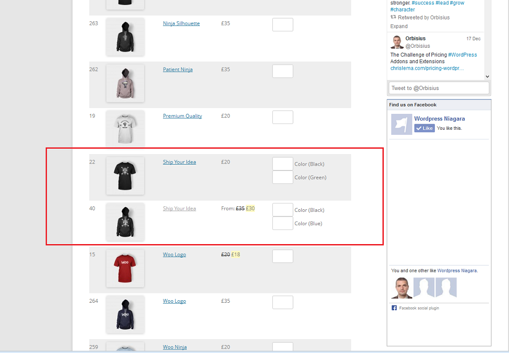 woocommerce how to change order of products