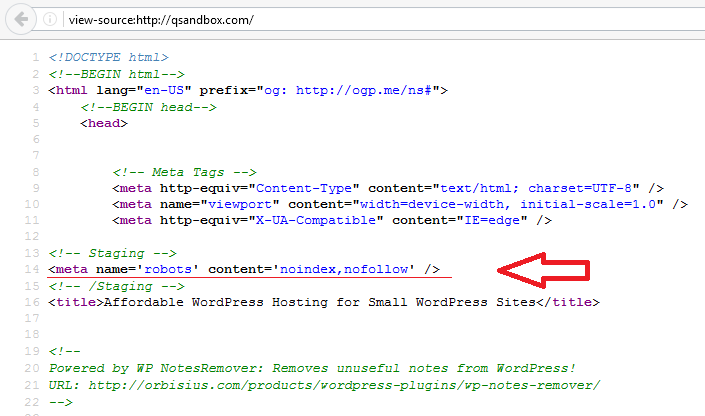 How to Prevent Search Engines from Indexing the Entire WordPress Multisite Network Using HTTP meta