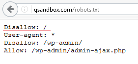 How to Prevent Search Engines from Indexing the Entire WordPress Multisite Network Using robots.txt